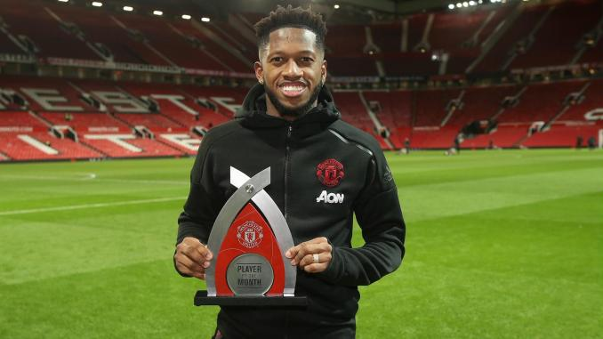 Fred Player of the Month | Manchester United