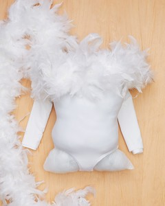 chicken costume how-to step