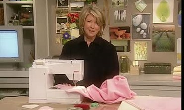 Video Baby Bloomers Martha Stewart