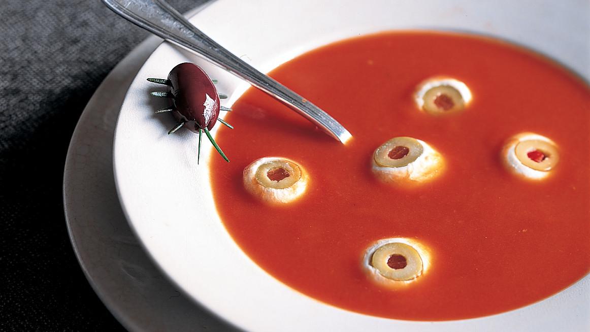 Eye Popping Soup Recipe Amp Video Martha Stewart