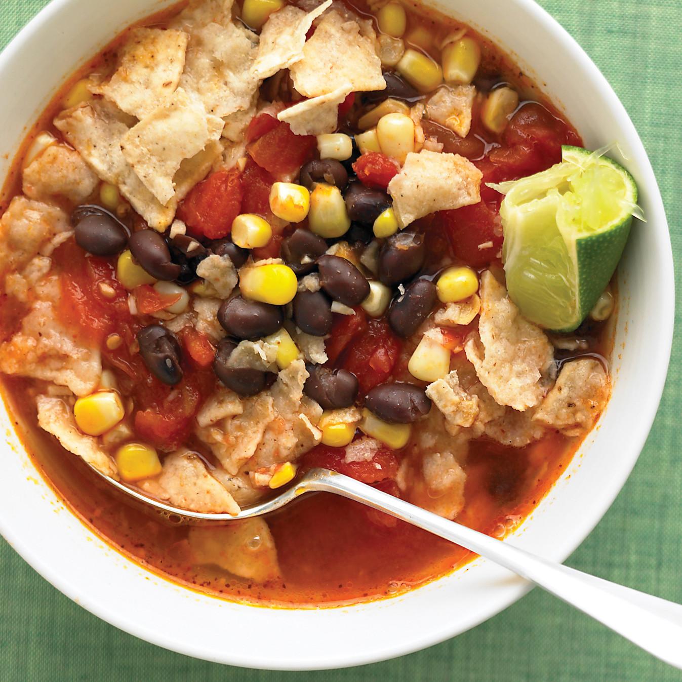 Quick Soup Recipes Martha Stewart