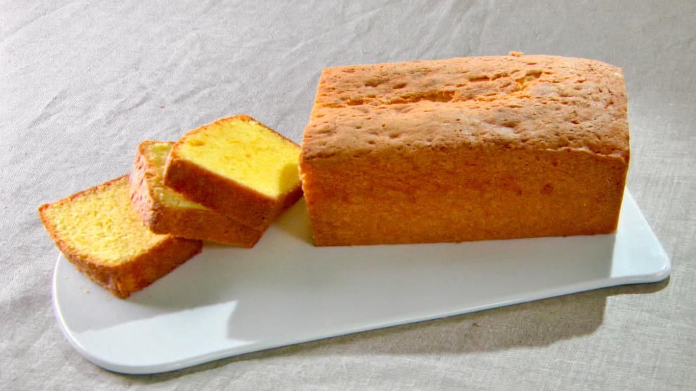 Pound Cake Recipes Martha Stewart