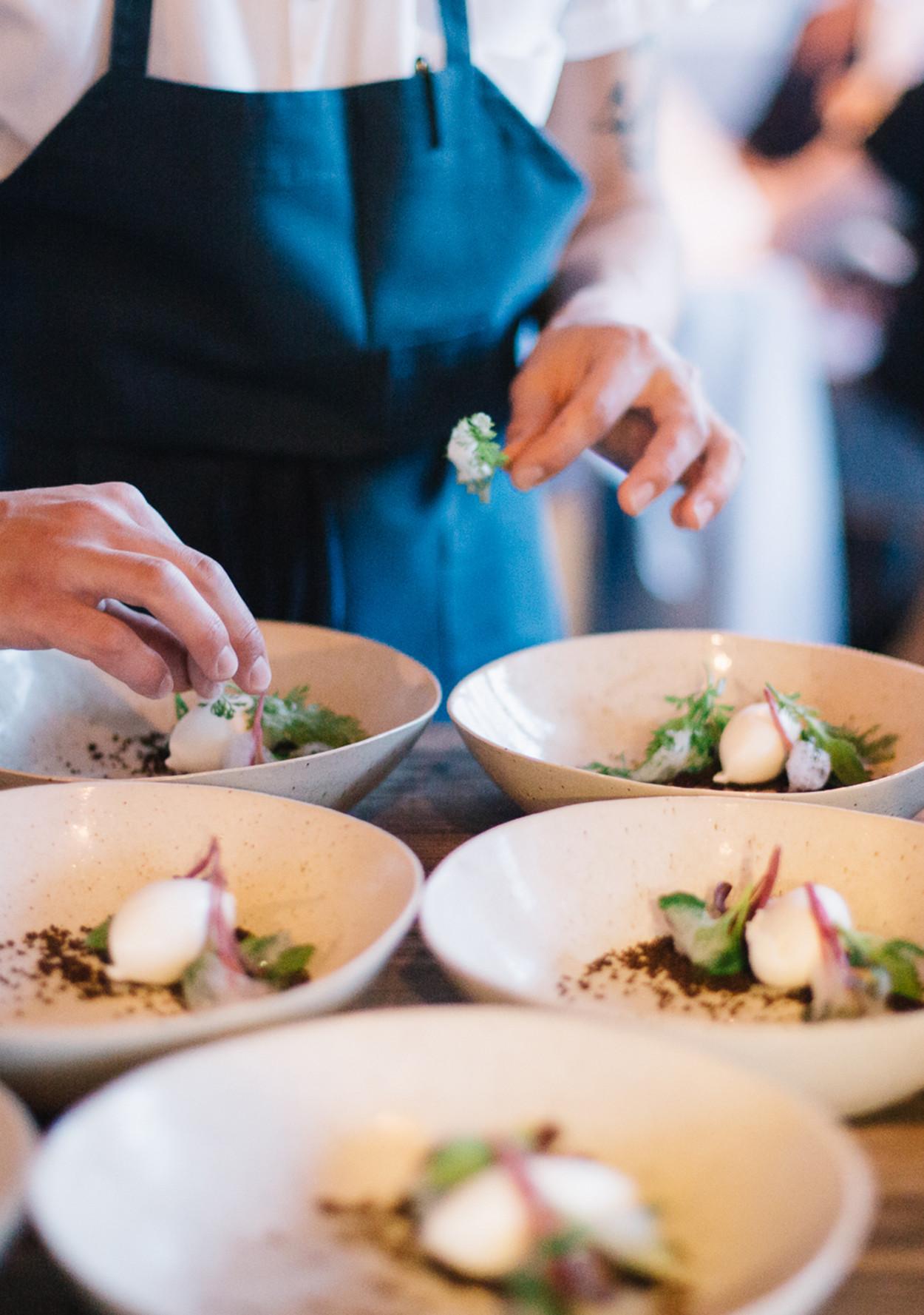 How To Design A Multi Course Dinner Menu Martha Stewart