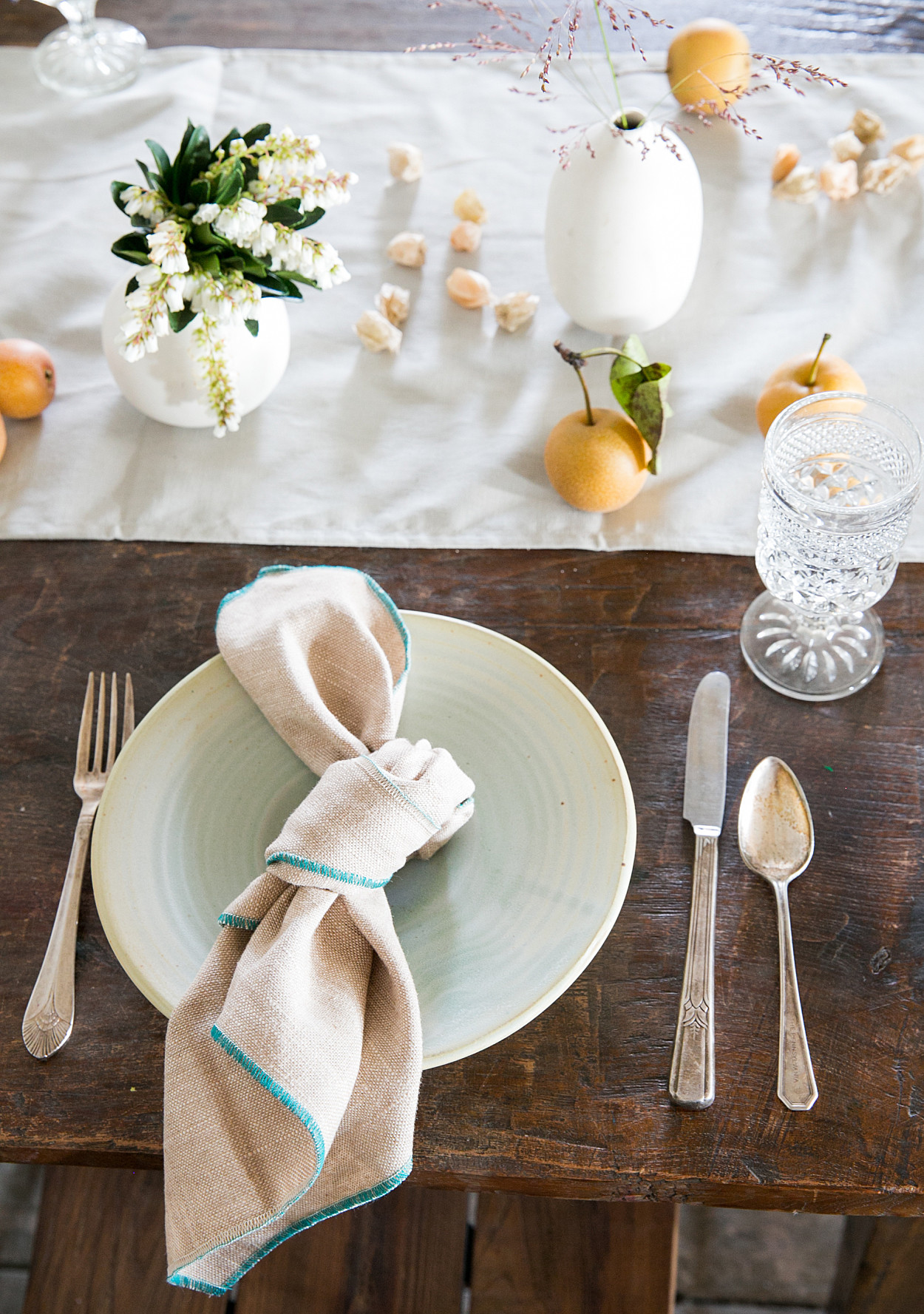 Easy Napkin Folding Alternative Knotted Napkin Martha