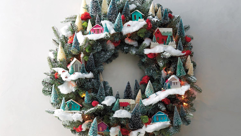 Deck The Halls DIY Decorations For Christmas Martha Stewart