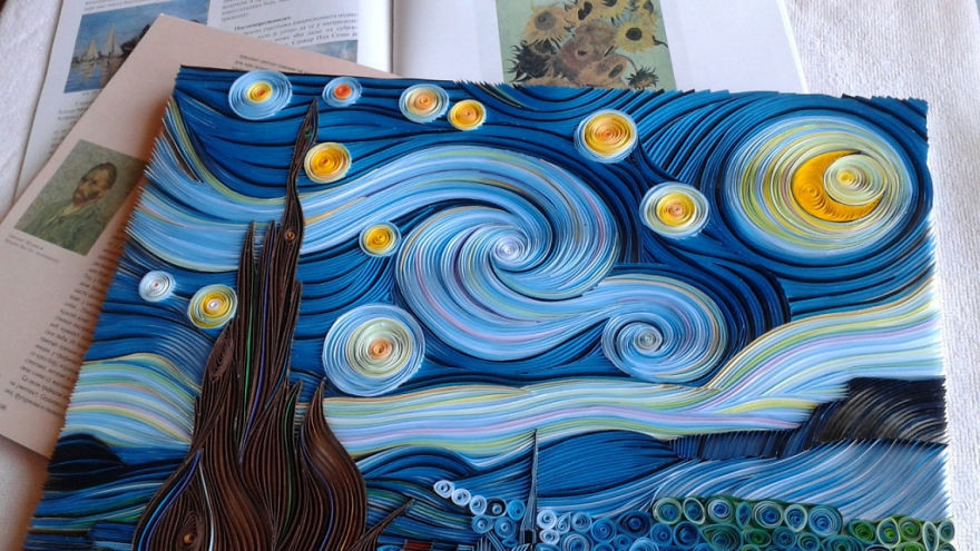 5 Crafty Ways You Can Recreate Vincent Van Goghs The