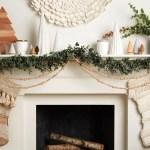 3 Gorgeous Ways To Decorate Your Mantel For Christmas Martha Stewart