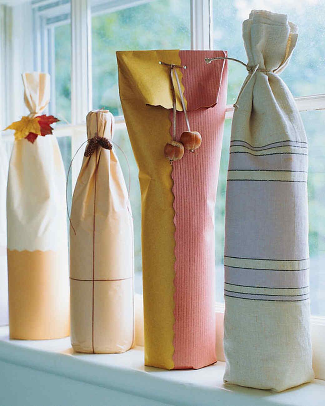 Ideas Martha Stewart Gift Christmas Wrap