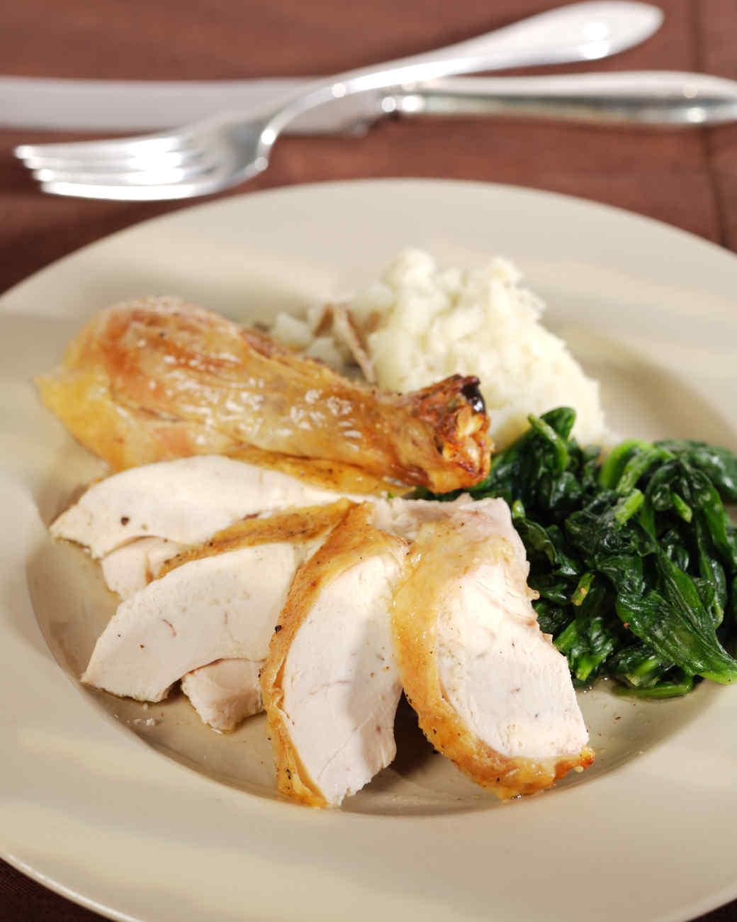 Martha Stewart Chicken