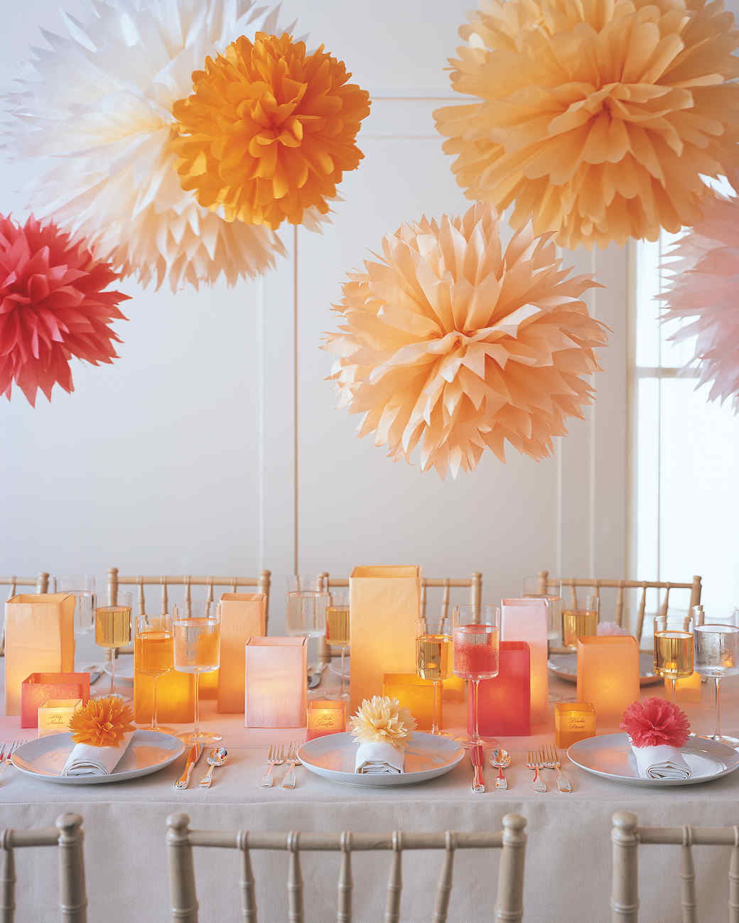 Martha Stewart Wedding Diy