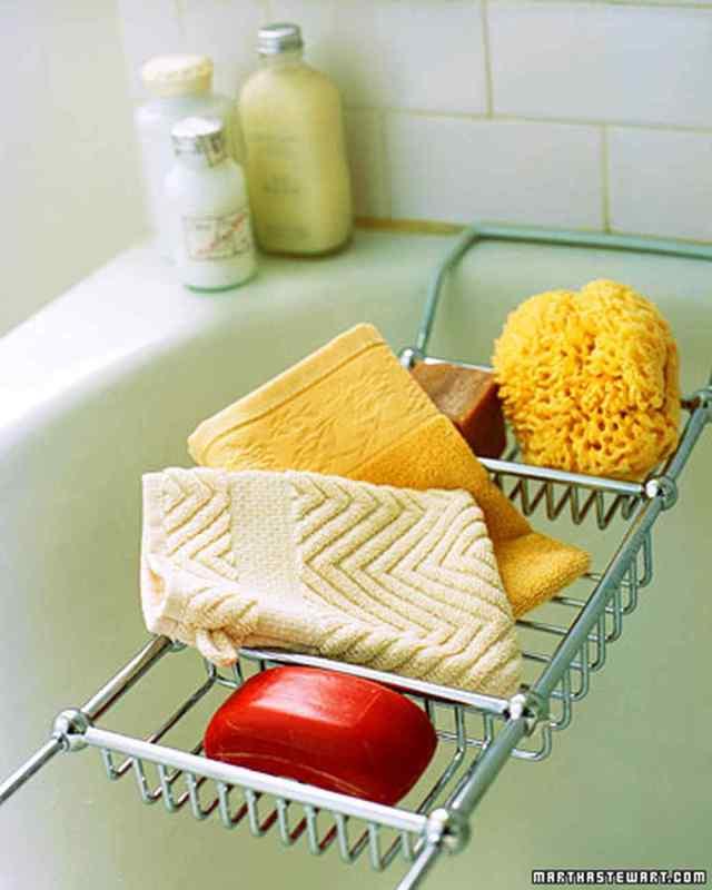 Bathroom Shelf Organization Ideas