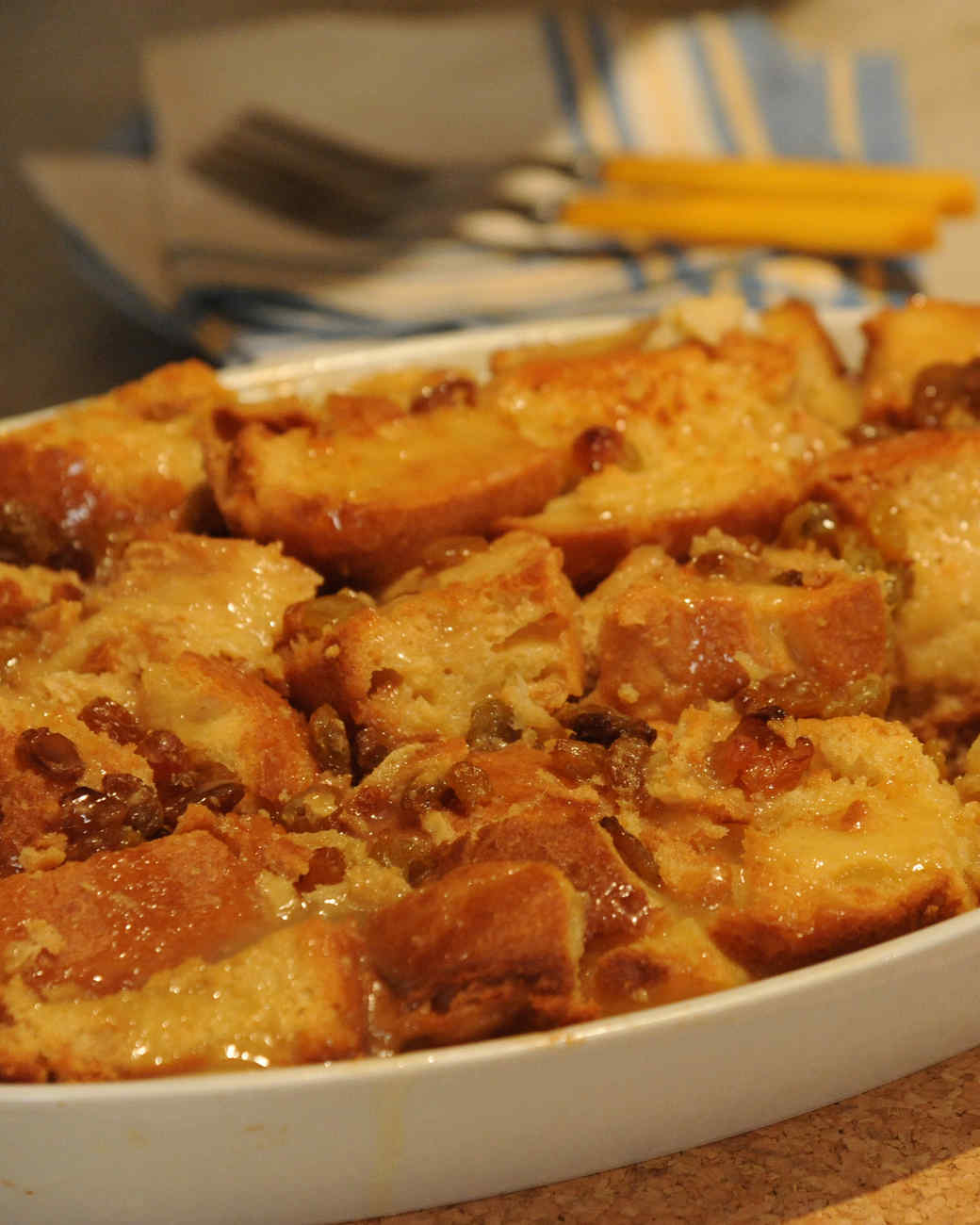 S Souffle Bread Pudding Palace Commander