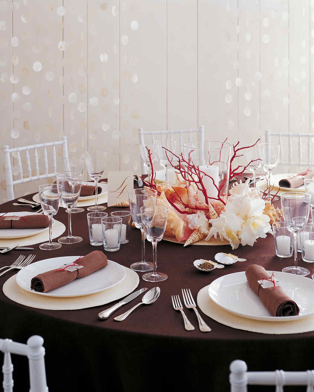 Martha Stewart Weddings Diy Centerpieces
