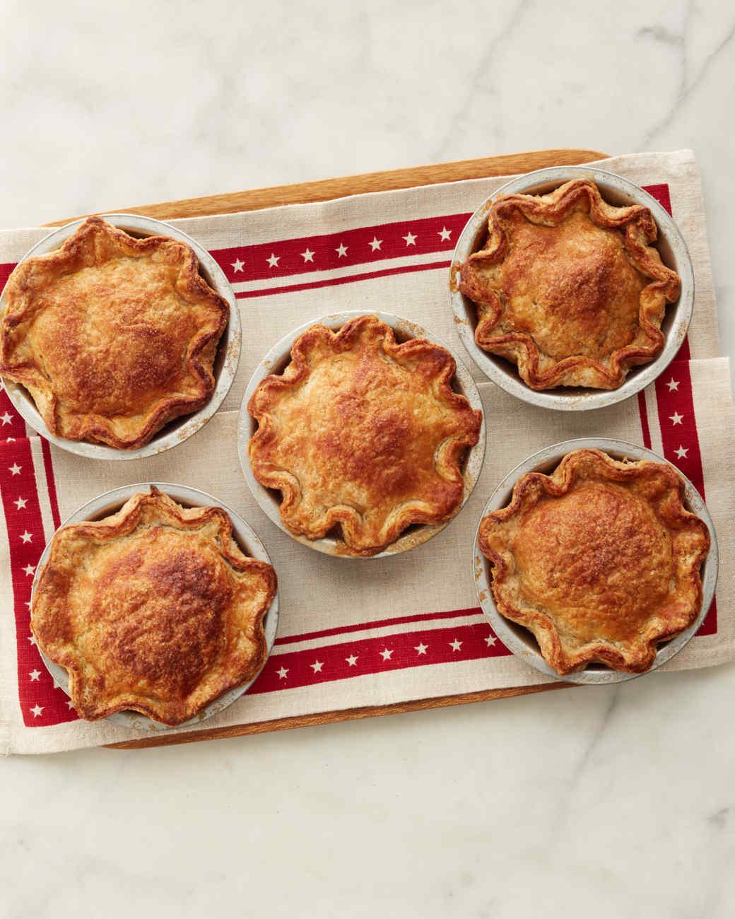 Martha Stewart Pie