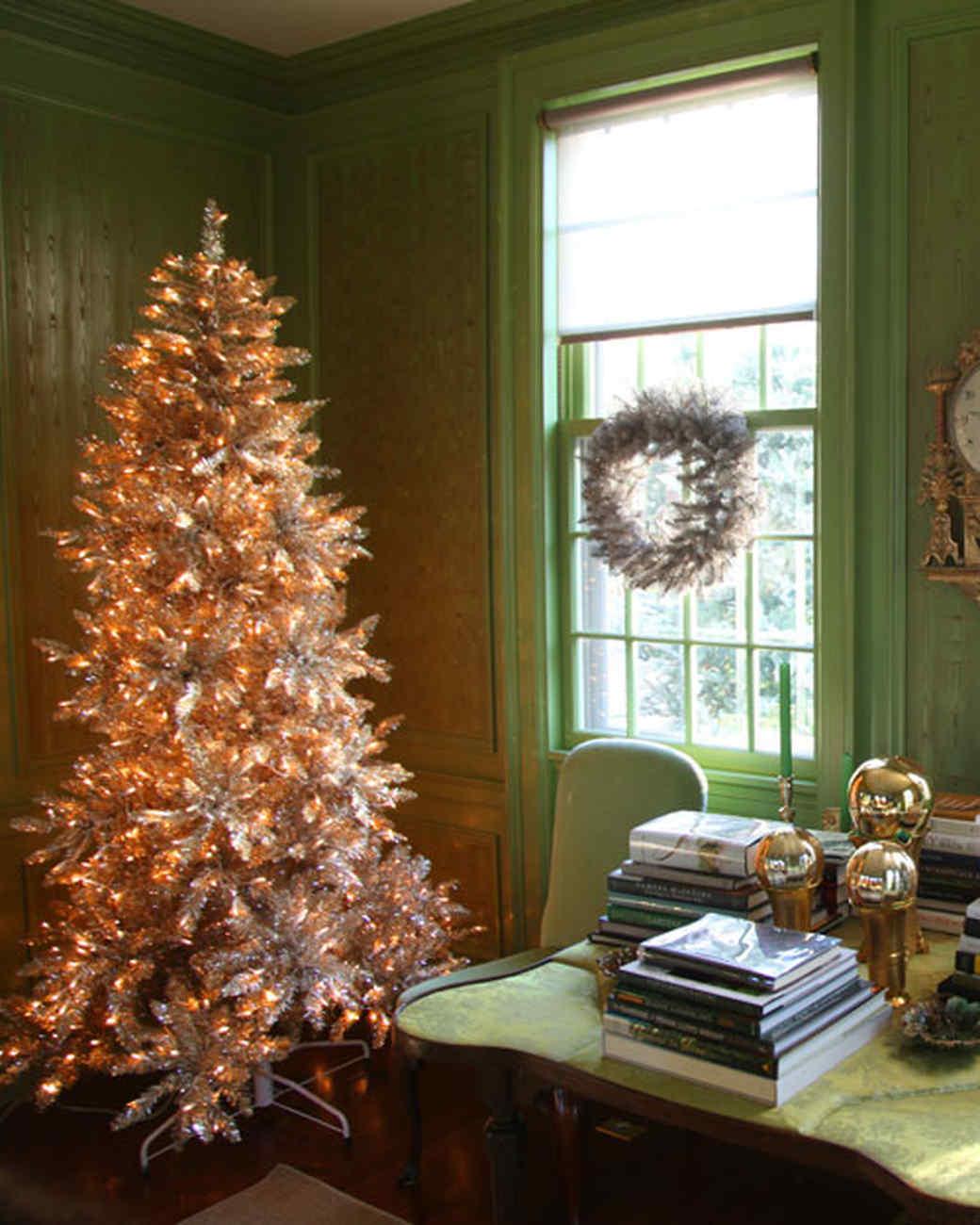 Marthas Holiday Decorating Ideas Martha Stewart