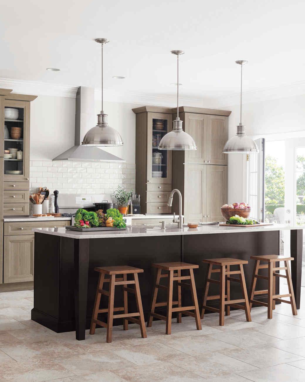 Kitchen Layout Amp Shape Martha Stewart