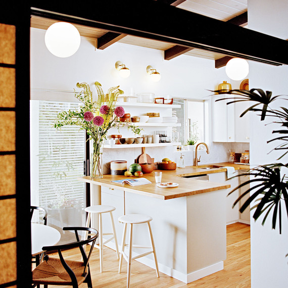 inside the home of light designer michelle steinback martha stewart