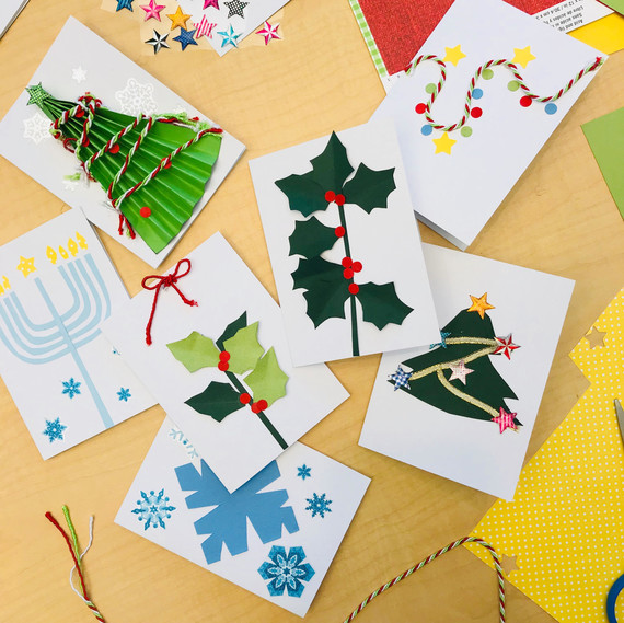 Heres Where You Can Send Handmade Holiday Cards For