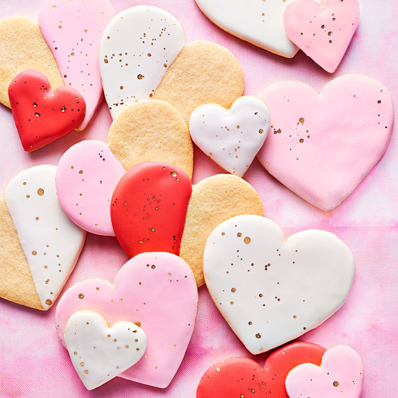 4 Inspired Ways To Decorate Cookies For Valentines Day