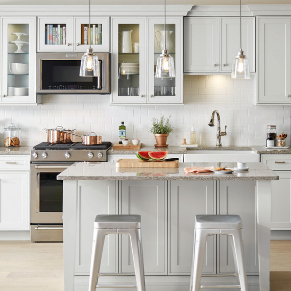 How To Paint Kitchen Cabinets Simplicity By Sandi