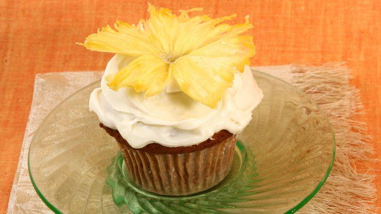 Hummingbird Cupcakes Recipe & Video