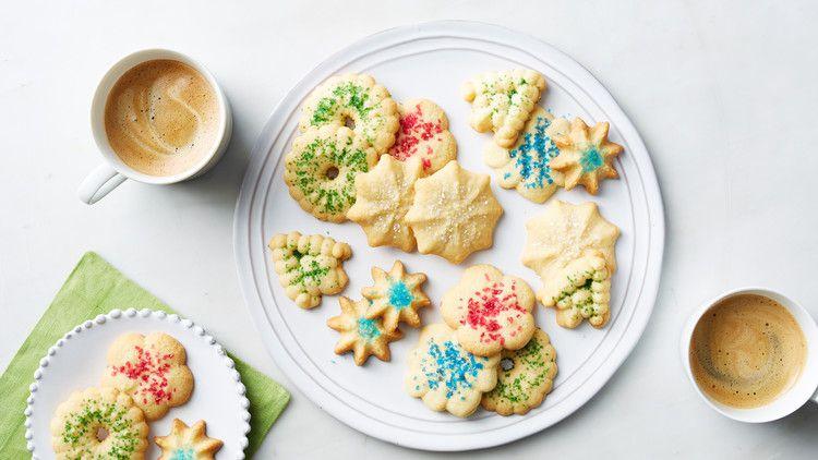 Cookie Press Cookies