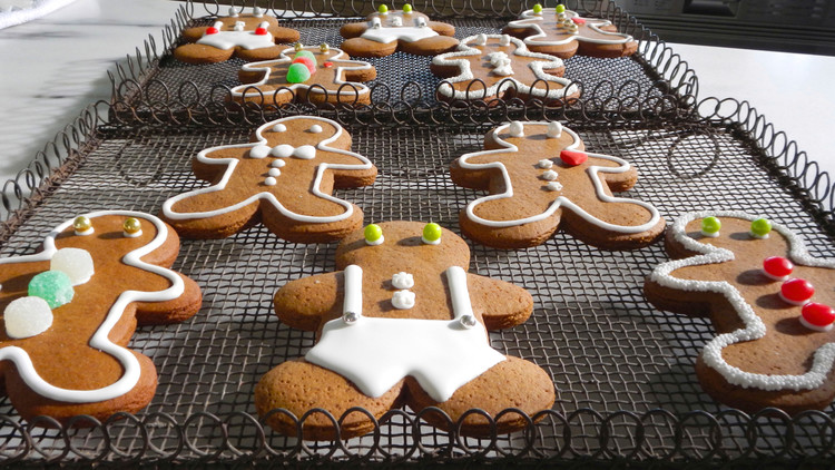 Gingerbread Men Cookies countdown to christmas gingerbread men cookies jpg