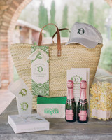 Welcome Bag With Snacks