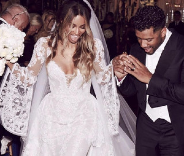A Look Back At S Best Celebrity Wedding Moments