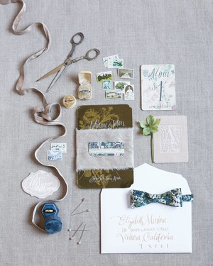 Vine Wedding Invitations