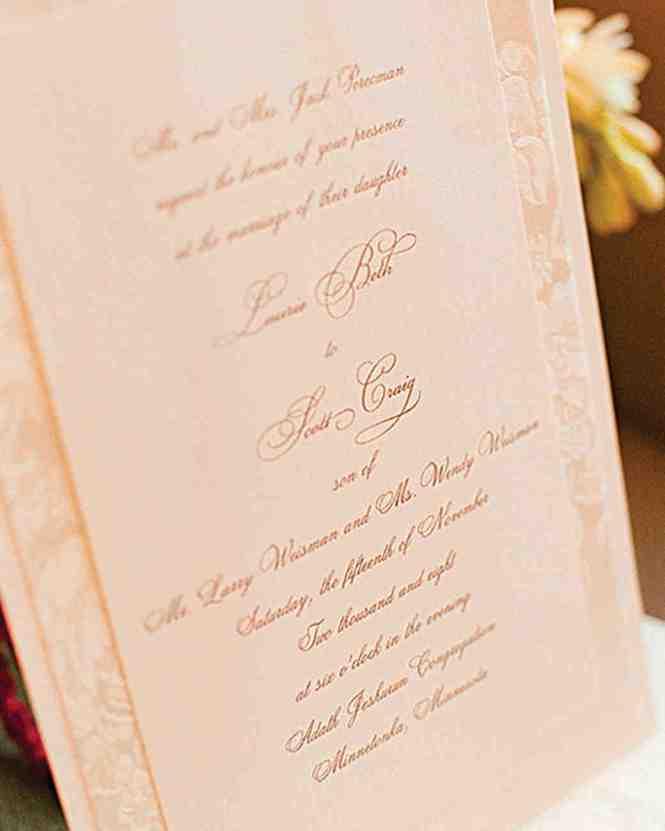 Laser Engraved Walnut Wood Custom Wedding Invitation Suite