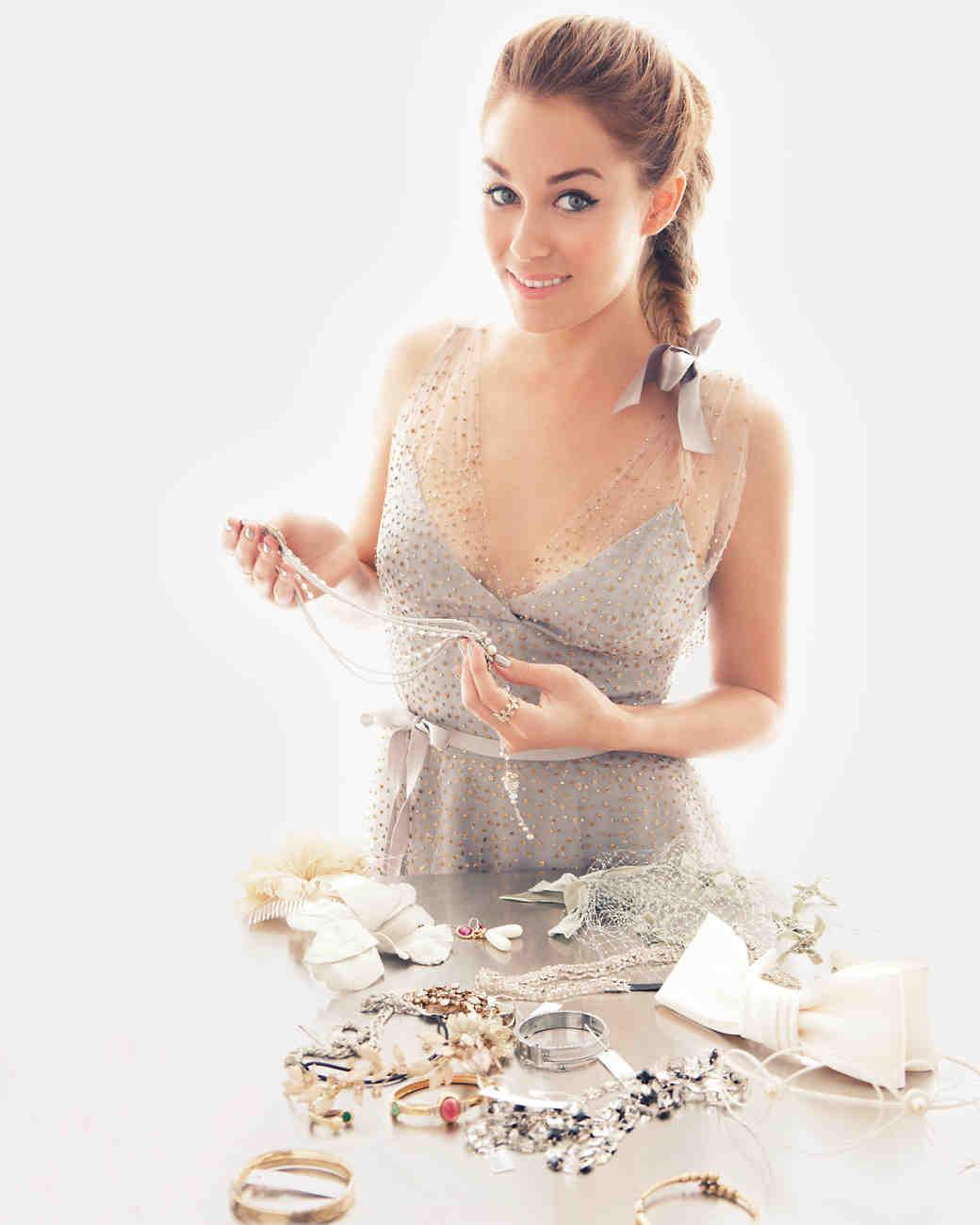 Lauren Conrads Favorite Wedding Dresses Martha Stewart