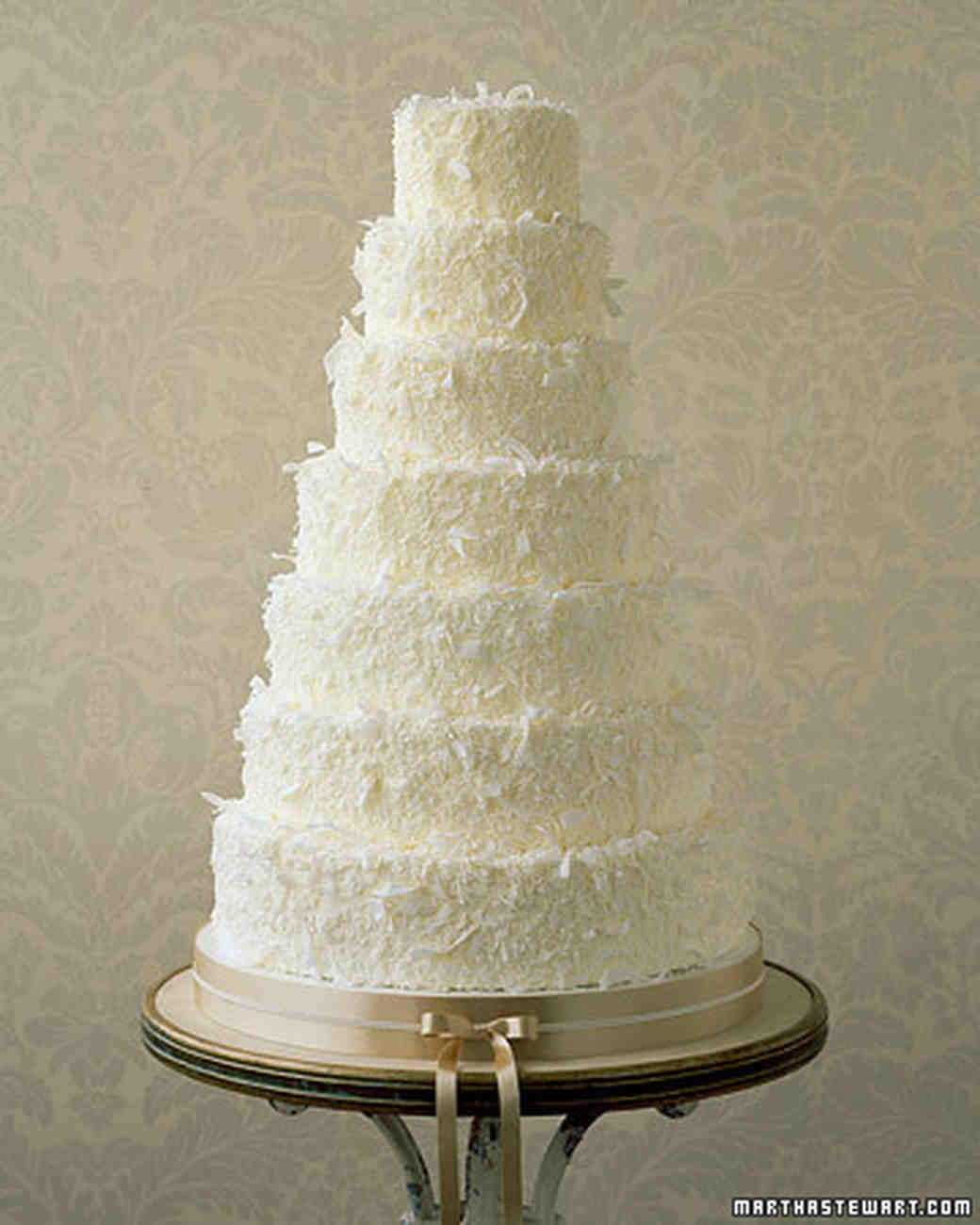 26 Chocolate Wedding Cake Ideas That Will Blow Your Guests  Minds     Coconut Wedding Cakes