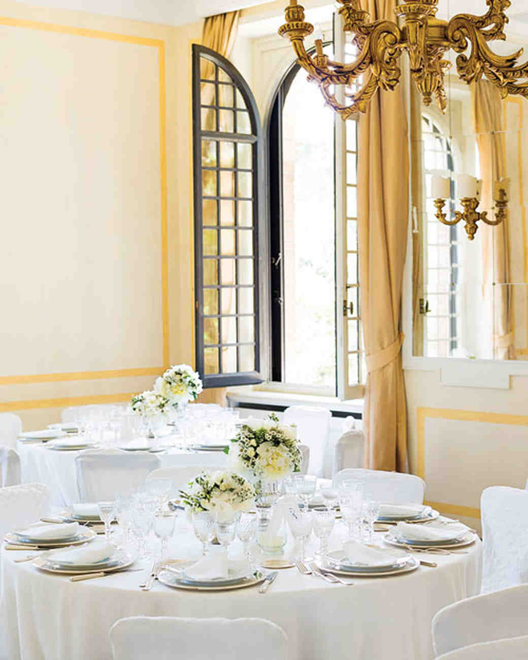 Martha Stewart Wedding Centerpieces
