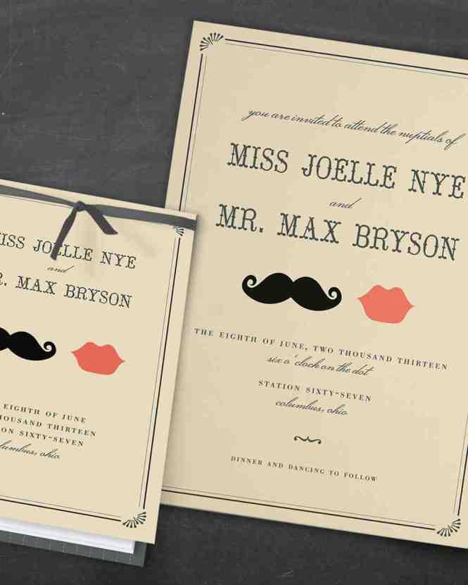 Retro Wedding Invitations And Your Magnificent Invitation Cards Card Design Using Por Ornaments 4