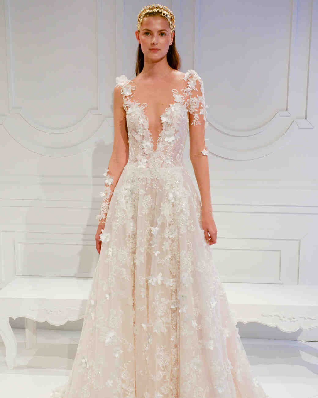 Galia Lahav Spring 2017 Wedding Dress Collection Martha