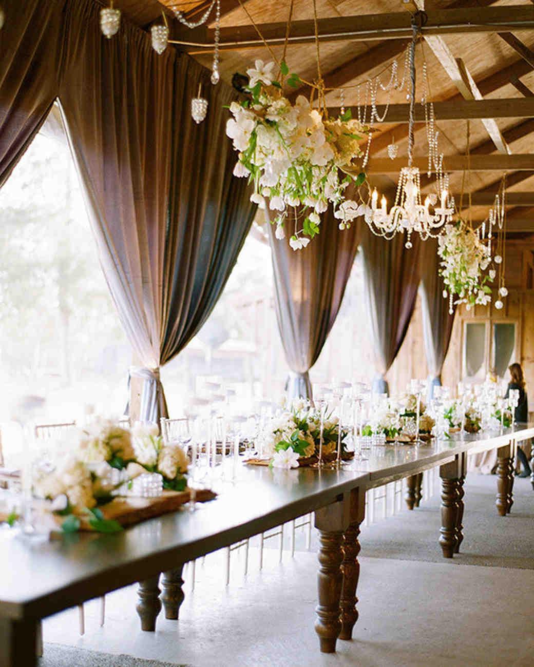 Martha Stewart Rustic Wedding