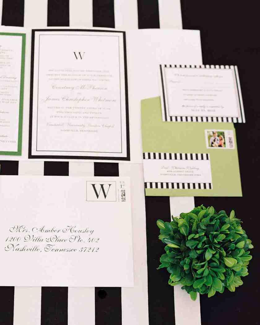 Expert Approved Wedding Invitation Etiquette Tips Martha Stewart Weddings