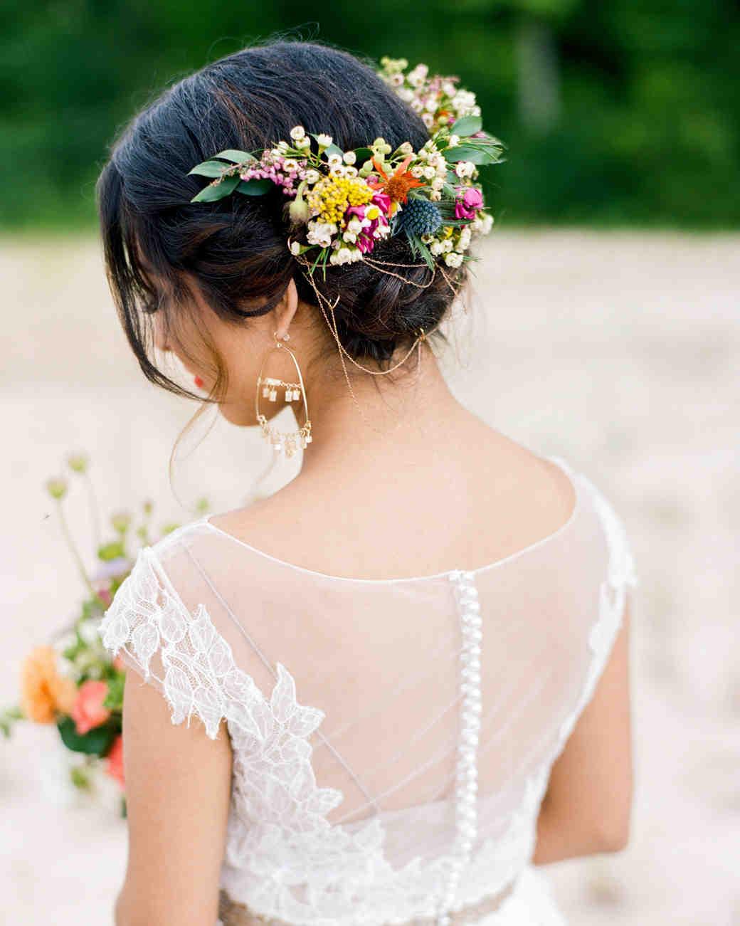 Martha Stewart Wedding Updos