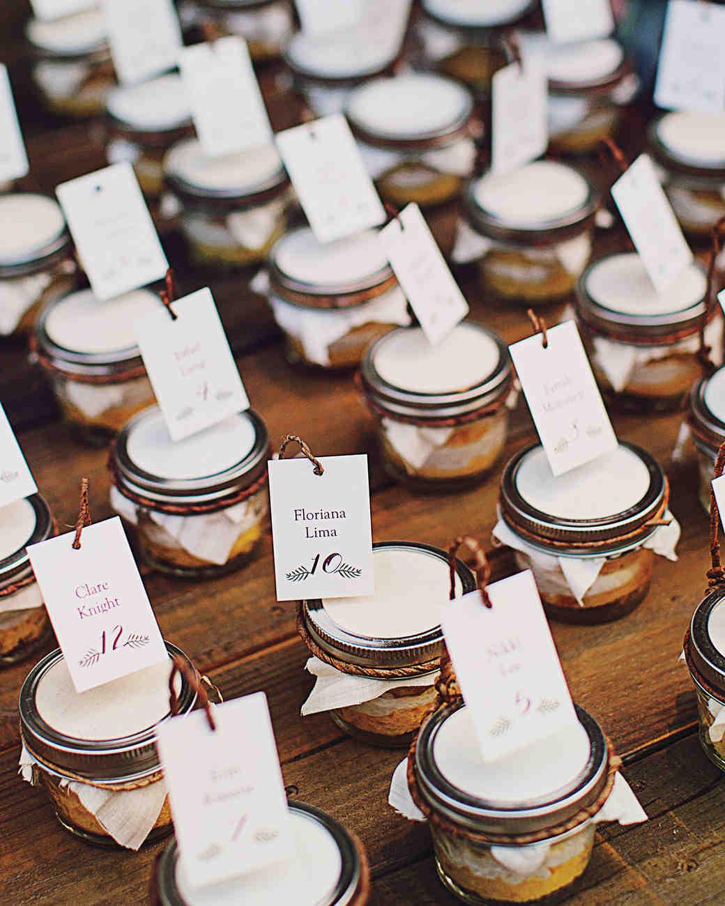 24 Unique Winter Wedding Favor Ideas   Martha Stewart Weddings