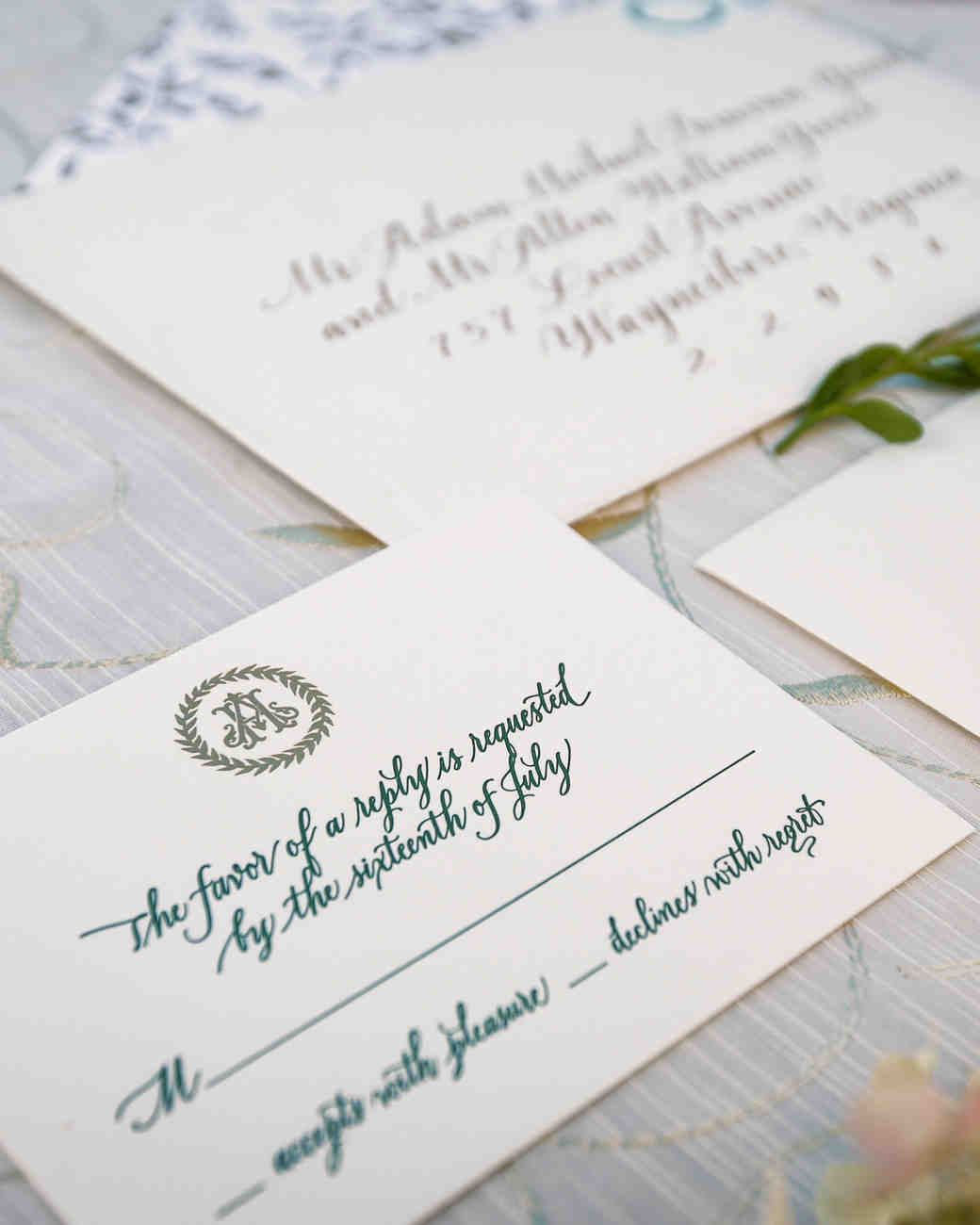 Wedding Attire Protocol
