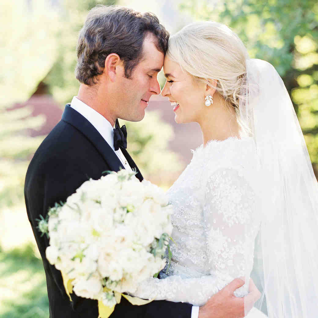 Martha Stewart Weddings Real Weddings