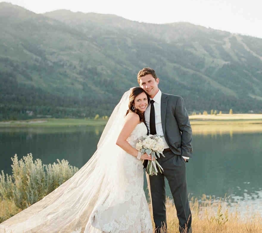 An Elevated Countryside Wedding in Wyoming   Martha ...