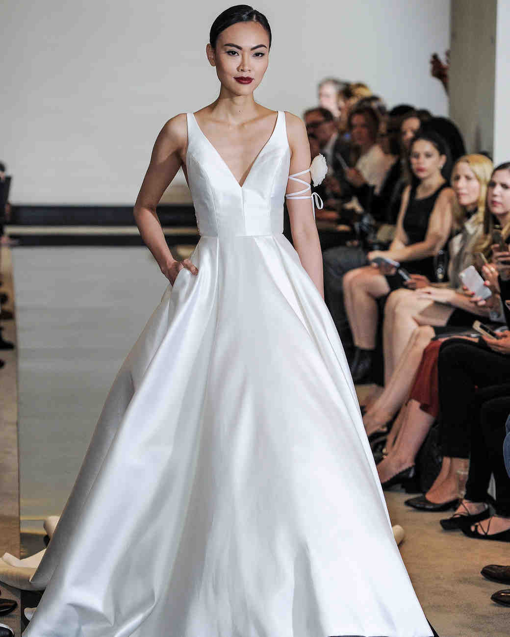 Martha Stewart Wedding Gowns