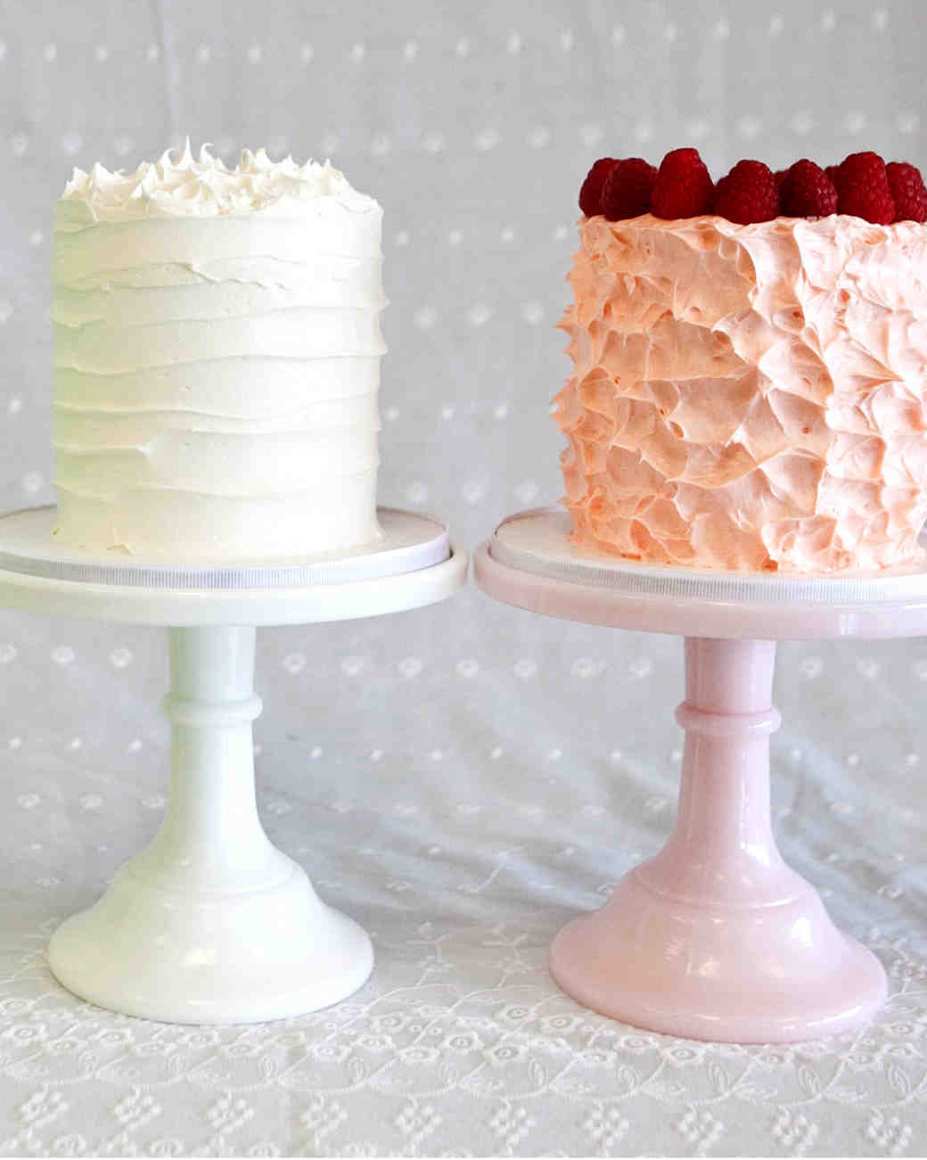 A Sweet Guide to Choosing a Frosting for Your Wedding Cake   Martha     A Sweet Guide to Choosing a Frosting for Your Wedding Cake   Martha Stewart  Weddings