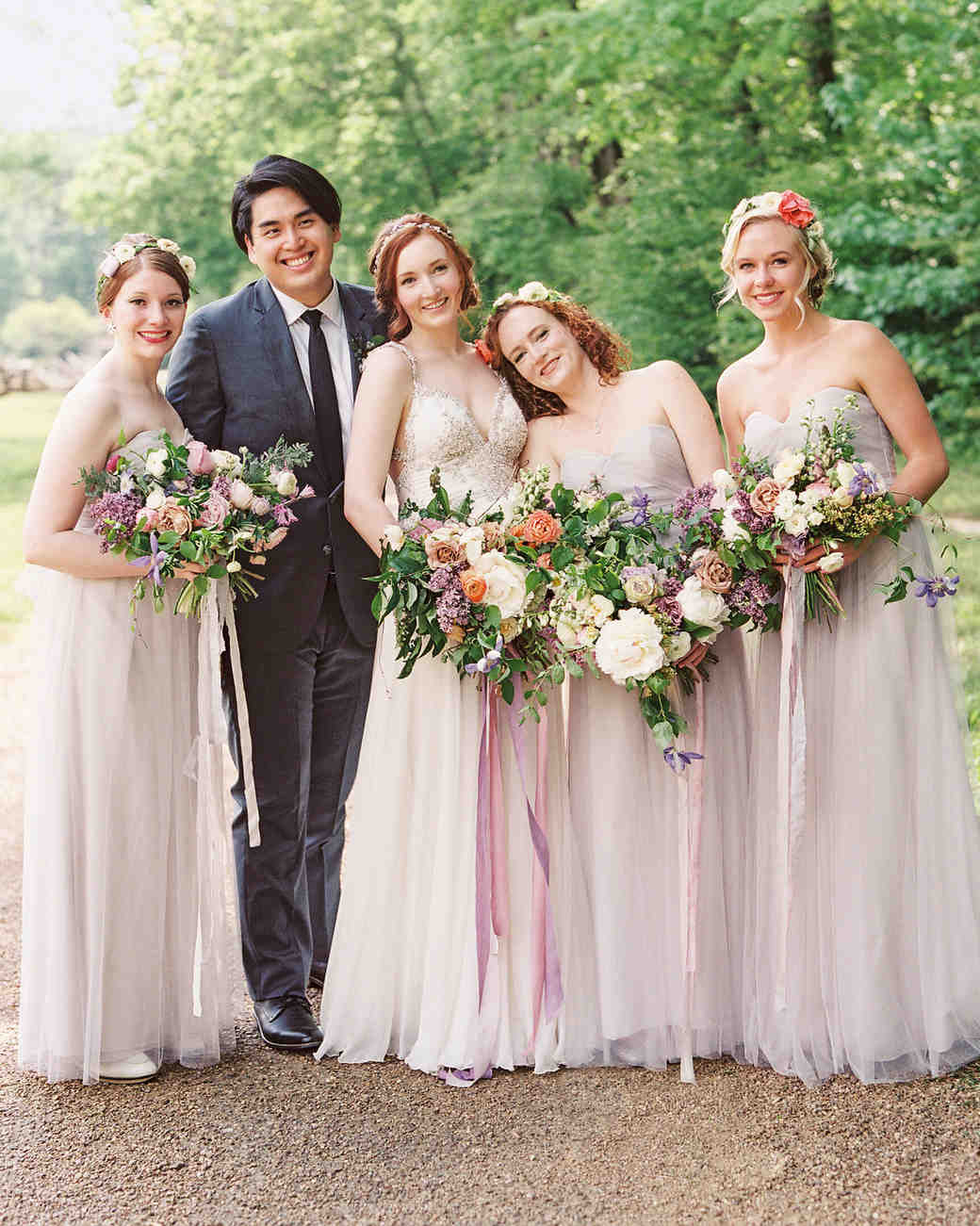 Martha Stewart Bridesmaid Dresses