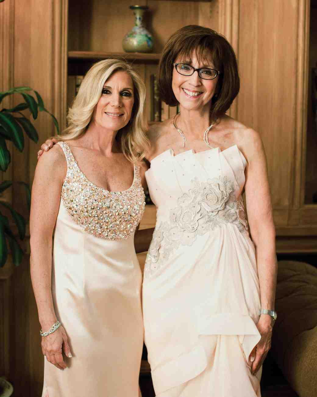 Martha Stewart Weddings Mother Bride Dresses
