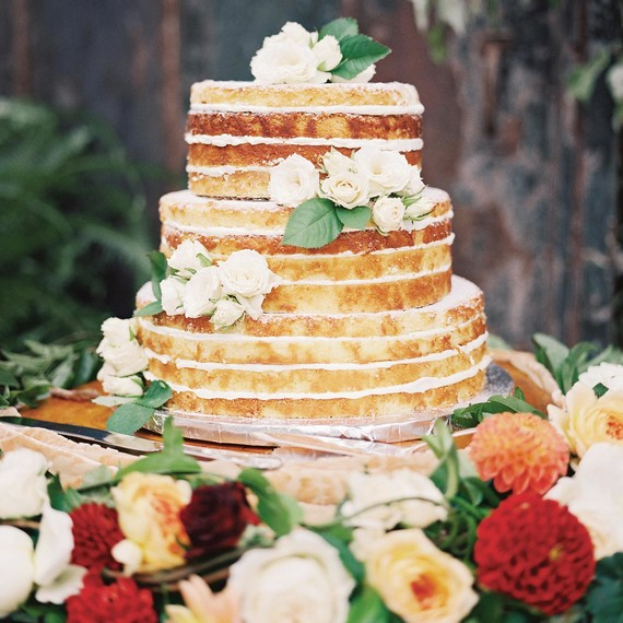The Truth About Naked Wedding Cakes Are They Really More
