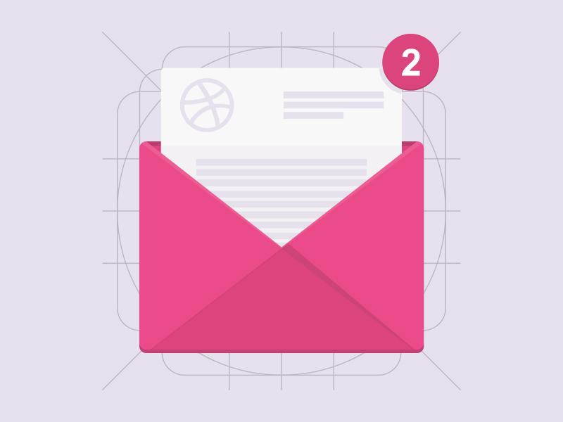 dribbble invitation icon uplabs