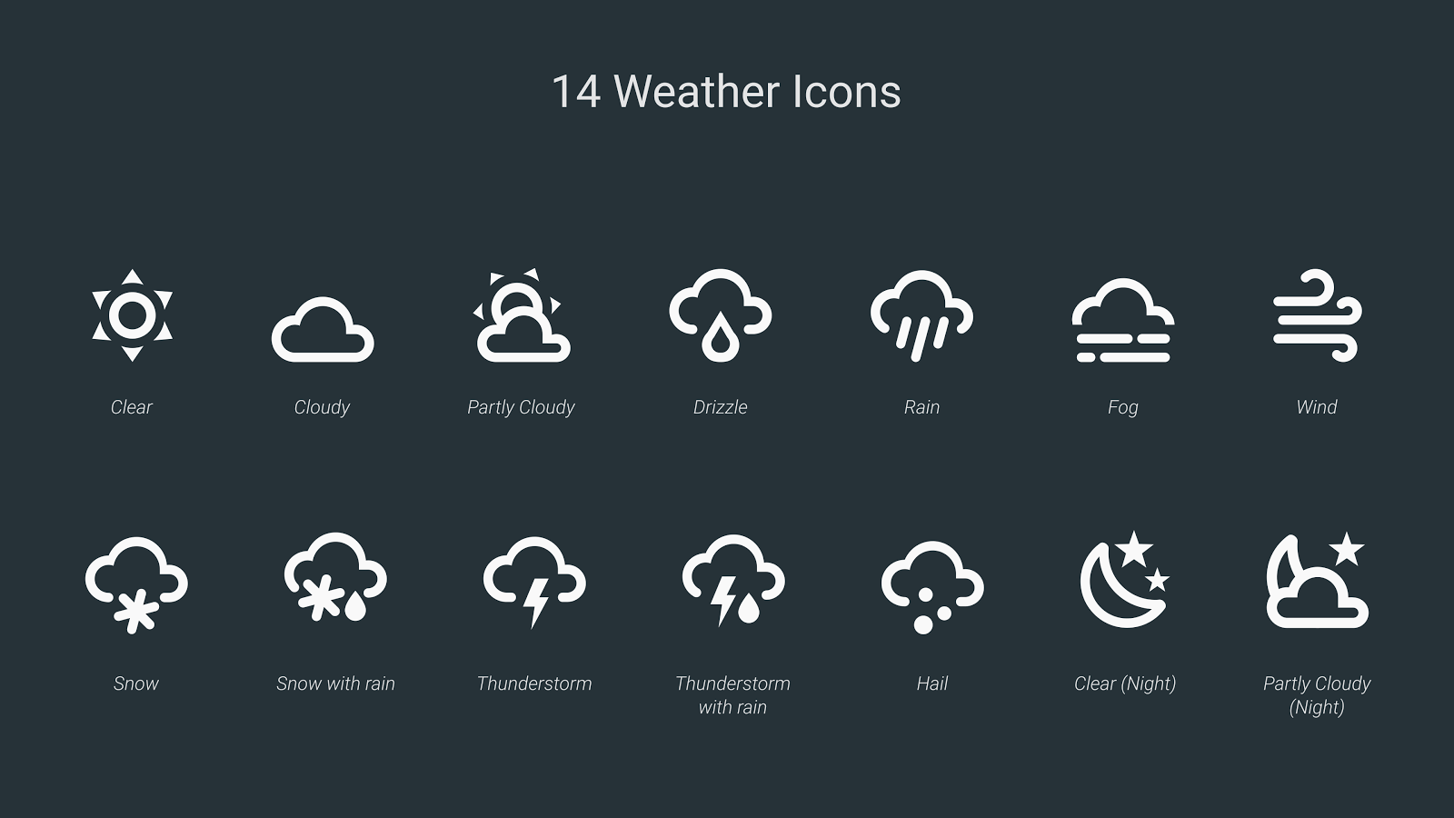 Weather Quick Settings Tile Android App Uplabs